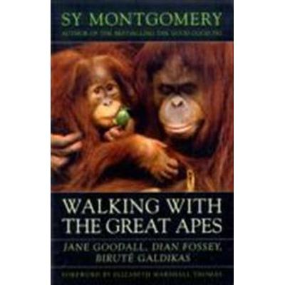 Walking with the Great Apes (Pocket, 2009)