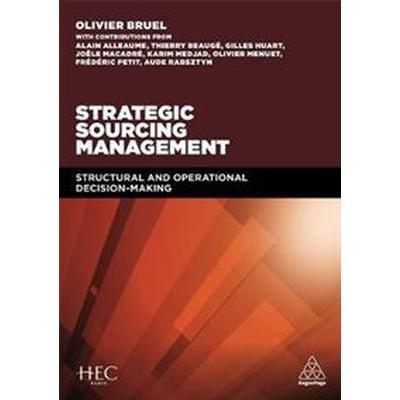 Strategic Sourcing Management (Häftad, 2016)