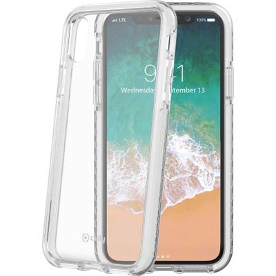 Celly Hexagon Cover (iPhone X)