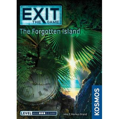 Exit: The Game The Forgotten Island (Engelska)