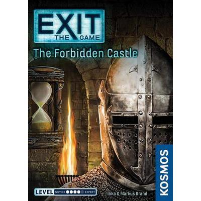 Exit: The Game The Forbidden Castle (Engelska)