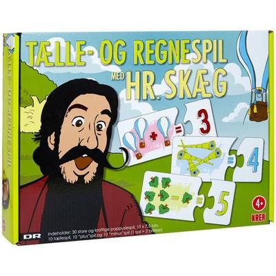 DR Tælle- Og Regnespil med Hr. Skæg