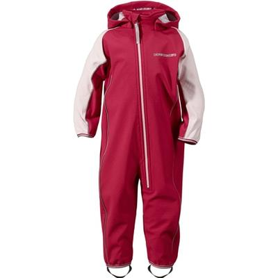 Didriksons Myamba Coverall - Flag Red (161500794305)