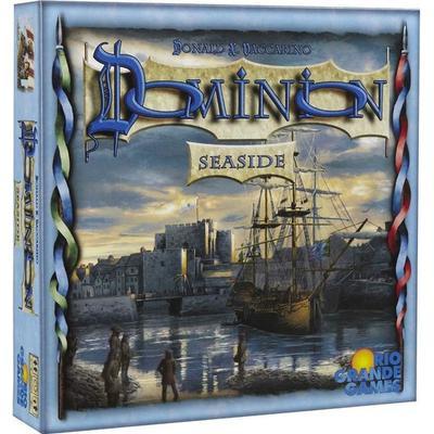 Rio Grande Games Dominion: Seaside (Engelska)