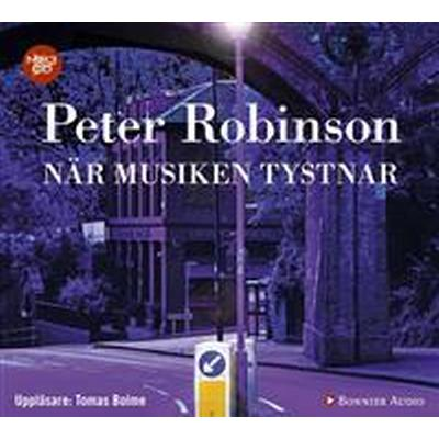 När musiken tystnar (Ljudbok MP3 CD, 2016)
