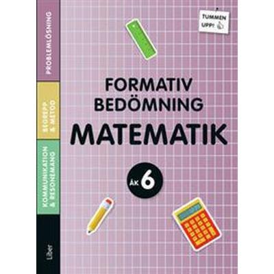 Tummen upp! Matematik Formativ bedömning åk 6 (Häftad, 2017)