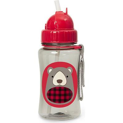 Skip Hop Winter Zoo Straw Bottle