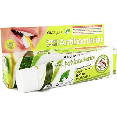 Dr. Organic Organic Tea Tree Toothpaste 100ml