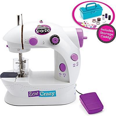 Cra-Z-Arts Shimmer 'N Sparkle Sew Crazy Sewing Machine
