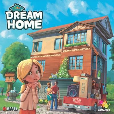 Asmodee Dream Home