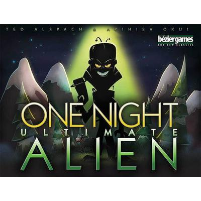 Bezier Games One Night Ultimate Alien