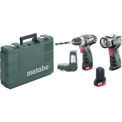 Metabo PowerMaxx BS Basic Set (2x2.0Ah) (600080530)