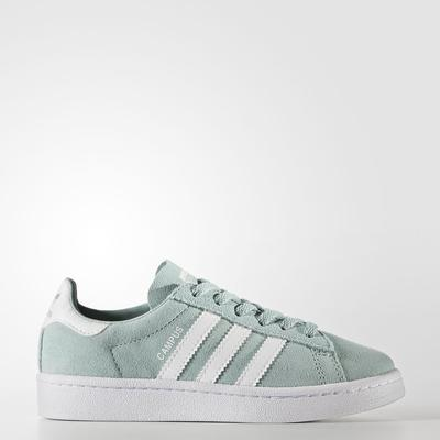Adidas Campus Tactile Green/Footwear White/Footwear White (BY9592)