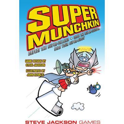 Super Munchkin (Engelska)