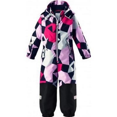 Reima Kiddo Winter Snowy Overall - Pink (520205B-4623)