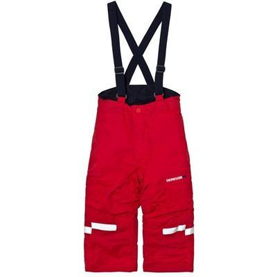Didriksons Idre Kids Pants - Red (172501475040)