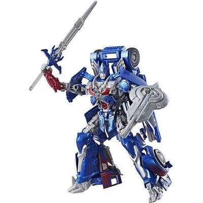 Hasbro Transformers the Last Knight Premier Edition Leader Class Optimus Prime C1339