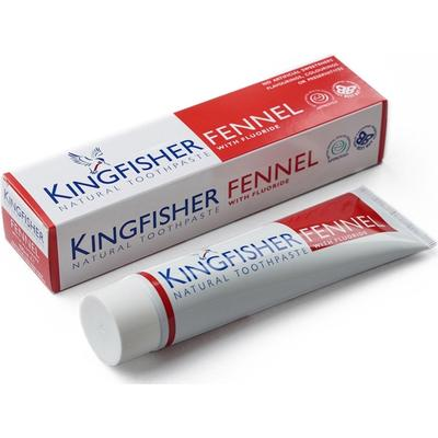 Kingfisher Fennel with Fluoride Toothpaste 100ml