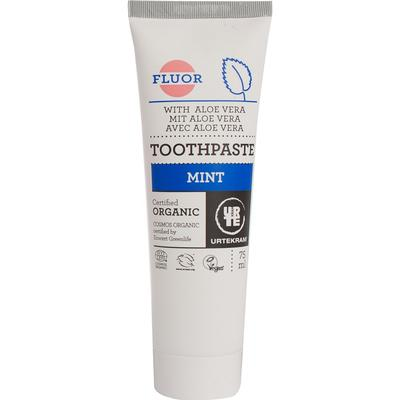 Urtekram Mint Toothpaste with Fluoride Organic 75ml