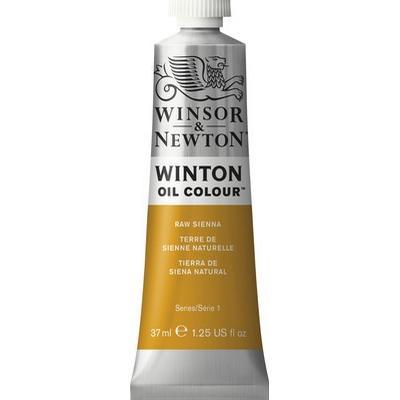 Winsor & Newton Winton Oil Color Raw Sienna 552 37ml