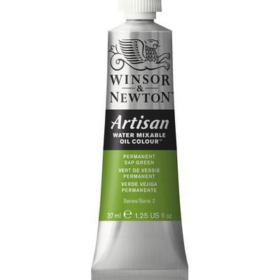 Winsor & Newton Artisan Water Mixable Oil Color Permanent Sap Green 503 37ml