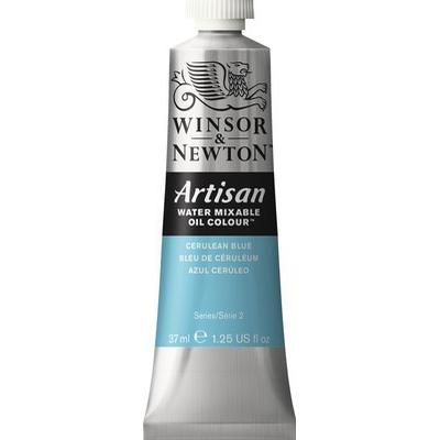 Winsor & Newton Artisan Water Mixable Oil Color Cerulean Blue 137 37ml