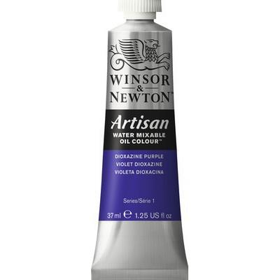Winsor & Newton Artisan Water Mixable Oil Color Dioxazine Purple 229 37ml