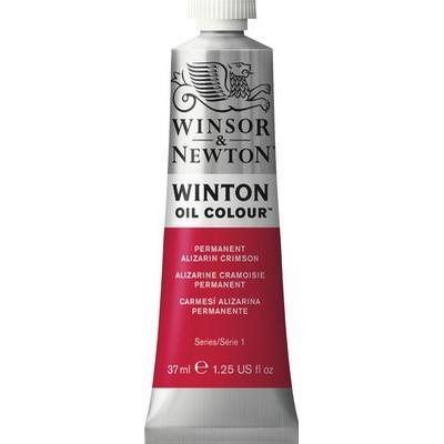 Winsor & Newton Winton Oil Color Permanent Alizarin Crimson 468 37ml