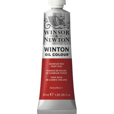 Winsor & Newton Winton Oil Color Cadmium Red Deep Hue 98 37ml
