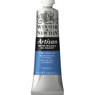 Winsor & Newton Artisan Water Mixable Oil Color Cobalt Blue Hue 179 37ml