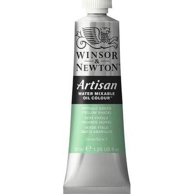 Winsor & Newton Artisan Water Mixable Oil Color Phthalo Green 521 37ml