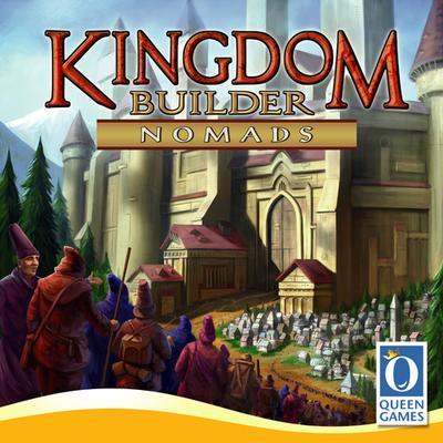 Queen Games Kingdom Builder: Nomads