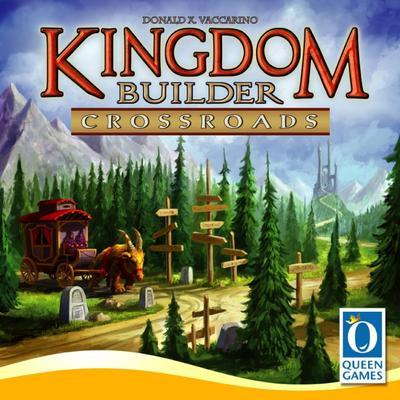 Queen Games Kingdom Builder: Crossroads