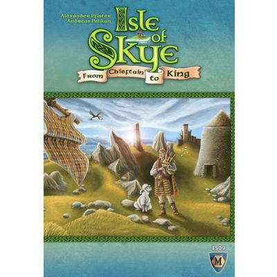 Mayfair Games Isle of Skye: From Chieftain to King