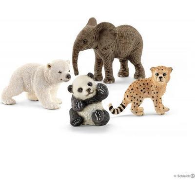 Schleich Baby Animals in the Wilderness 14794