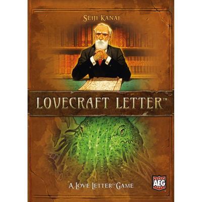 AEG Lovecraft Letter