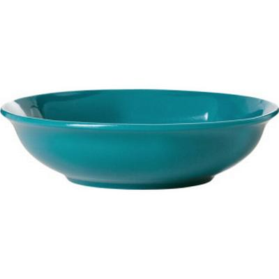 Rice 6 Flat Melamine Dipping Bowl in Assorted Shine Colors