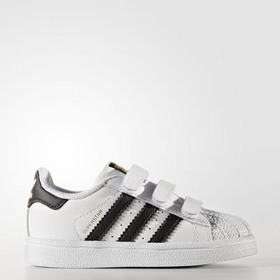 Adidas Superstar Footwear White/Core Black/Footwear White (BZ0418)
