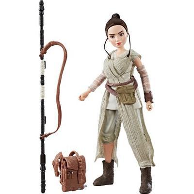 Hasbro Star Wars Forces of Destiny Rey of Jakku Adventure Figure C1622