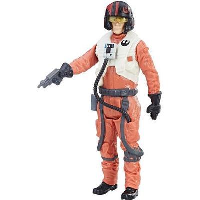 Hasbro Star Wars Poe Dameron Resistance Pilot Force Link Figure C1507