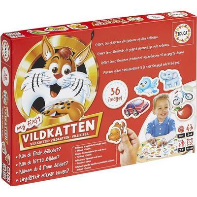 Educa My First Vildkatten 36
