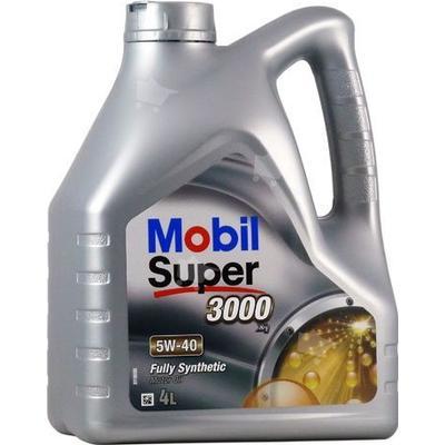 Mobil Super 3000 X1 5W-40 Motorolie