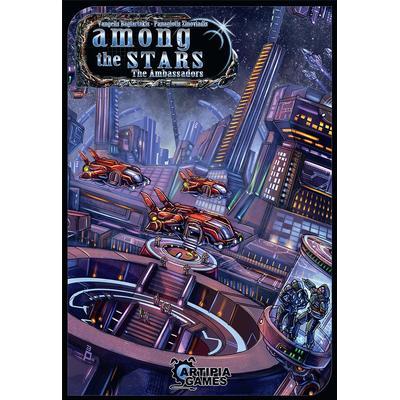 Stronghold Games Among the Stars: The Ambassadors (Engelska)