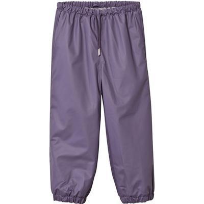 Mini A Ture Robin Lining Rain Pants - Purple Heart (1166068730463)