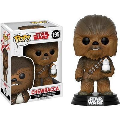 Funko Pop! Star Wars the Last Jedi Chewbacca