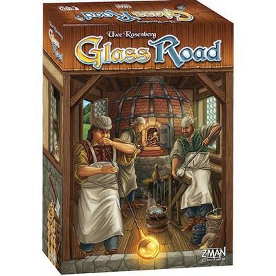 Z-Man Games Glass Road
