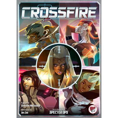 Plaid Hat Games Crossfire