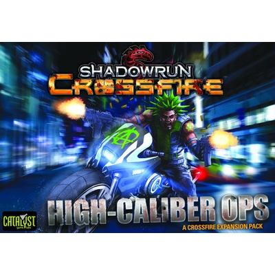 Catalyst Shadowrun: Crossfire High Caliber Ops