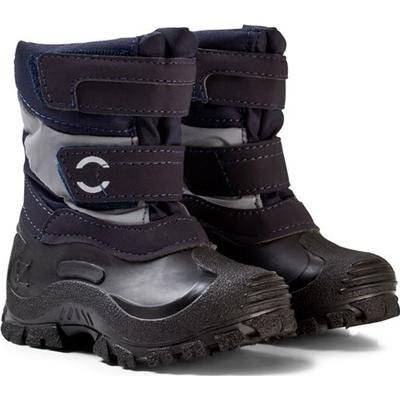 Mikk-Line Winter Boots Dark Marine