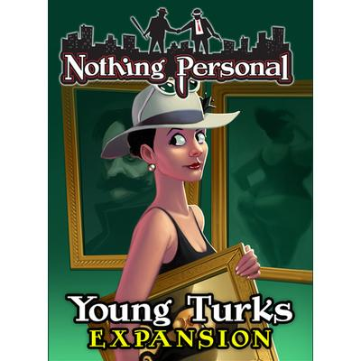 Game Salute Nothing Personal: Young Turks Expansion (Engelska)